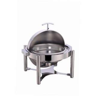 Tomgast Chafing Excellent 6 l DH-1100/08 kulatý
